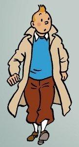 Tintin 80 aniversario