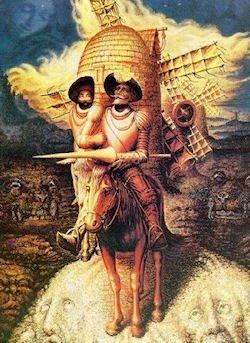Cervantes - El Quijote