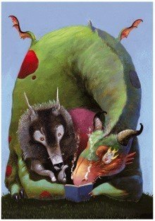 Lobos y Dragones