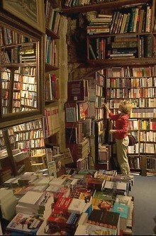 Escaparate libros
