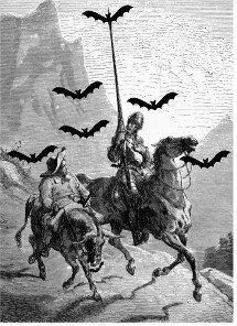 Don Quijote Cazavampiros