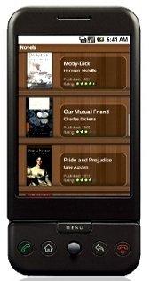 Android Libro electrónico