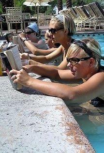 Libro piscina