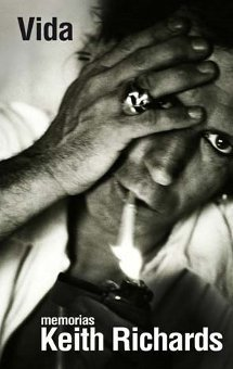 Vida, de Keith Richards