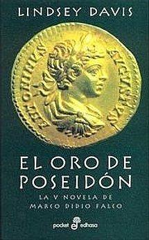 El oro de Poseidón, de Lindsey Davis