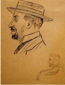 Dibujos de Unamuno