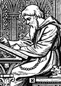 Escritor anciano