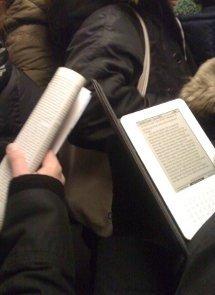 Libros electrónicos metro