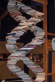 ADN y Libros