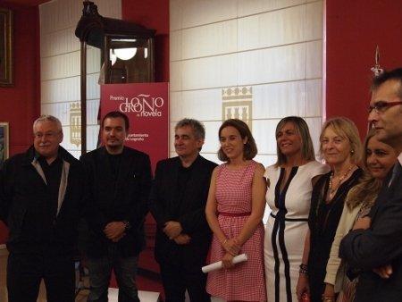 Pedro Ugarte - Premio Logroño