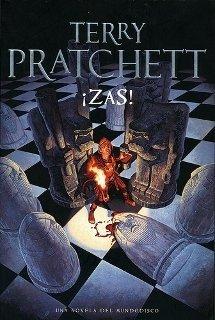 ¡Zas! de Terry Pratchett