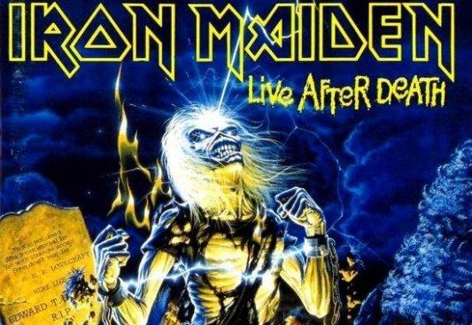 Iron Maiden H. P. Lovecraft
