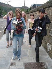 Readwalking