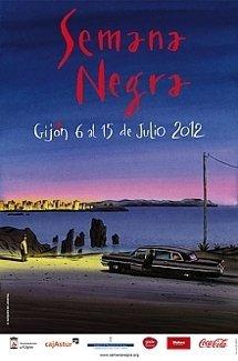 XXV Semana Negra 2012