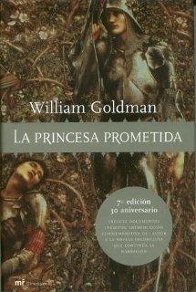 La princesa prometida - libro