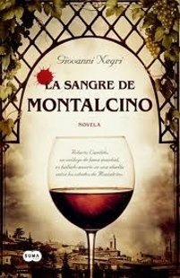La sangre de Montalcino, de Giovanni Negri