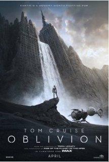 Oblivion película y libro