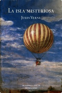 La isla misteriosa - Verne