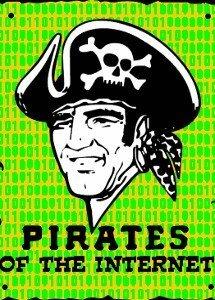 Piratas de la red