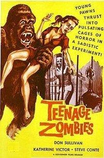 Literatura para jóvenes zombis