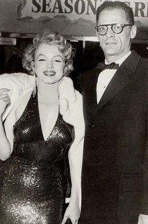 Miller y Monroe