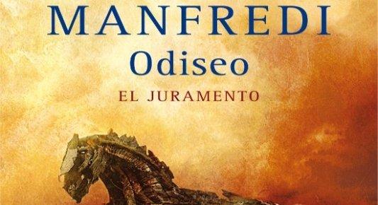 Odiseo: El juramento. Valerio Massimo Manfredi
