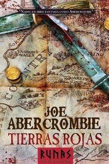Tierras rojas de Joe Abercrombie