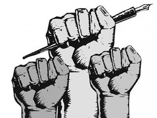 Escritores en lucha