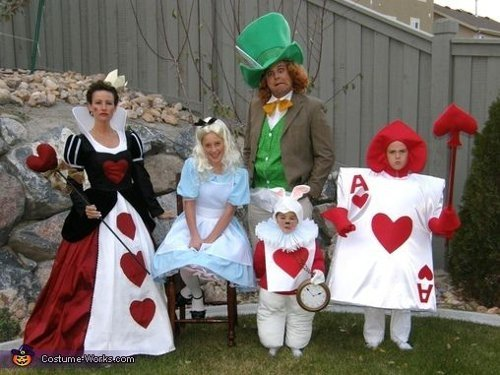 Disfraces literarios para carnaval