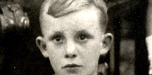 Retrato del padre de Martín Abrisketa antes de la Guerra Civil