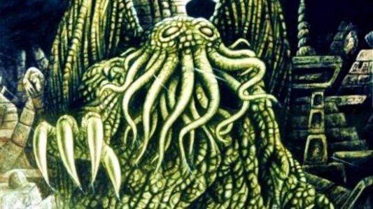 Imagen del dios primigenio Cthulhu.