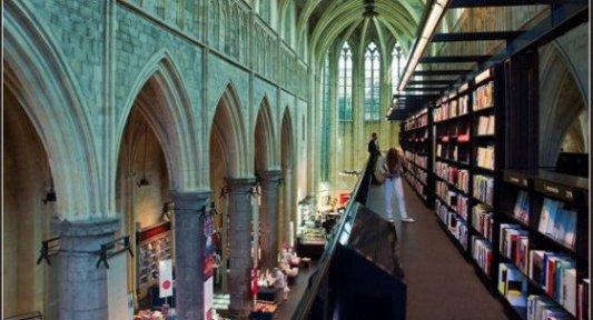 Las librerías más hermosas y curiosas del mundo