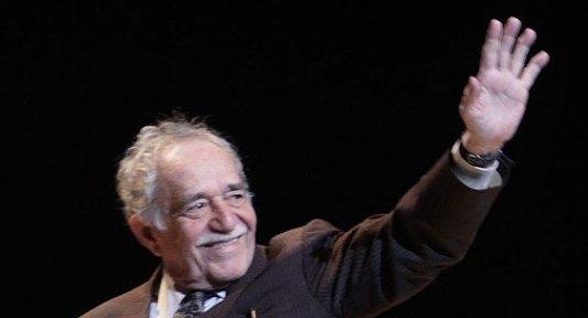 Imagen del escritor colombiano Gabriel García Márquez.