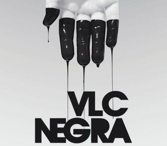 Detalle del cartel de VLC Negra 2016.