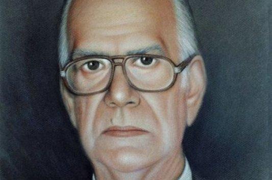Retrato de Camilo José Cela.