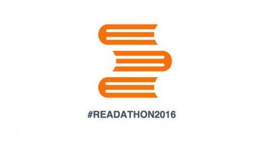 Logo del Readathon para el año 2016