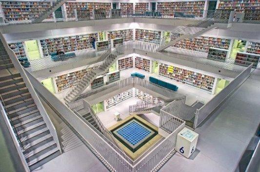 Las mejores bibliotecas que nunca existieron