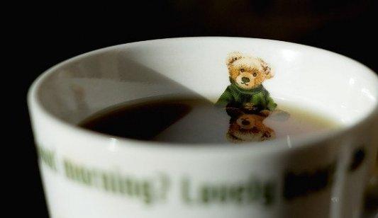 Taza de té con Winny de Puh