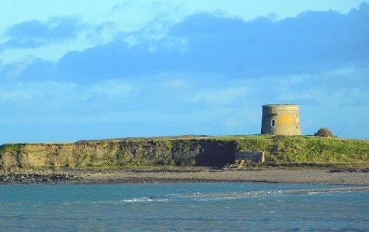 Torre de Martello, Irlanda.