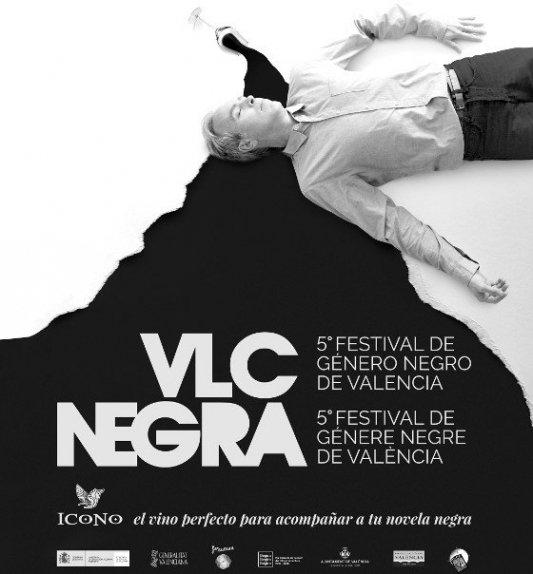 Cartel de Valencia Negra 2017.