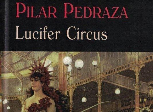 Portada de Lucifer Circus.