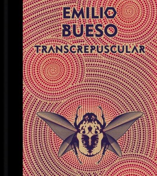 Detalle de la portada de Transcrepuscular.