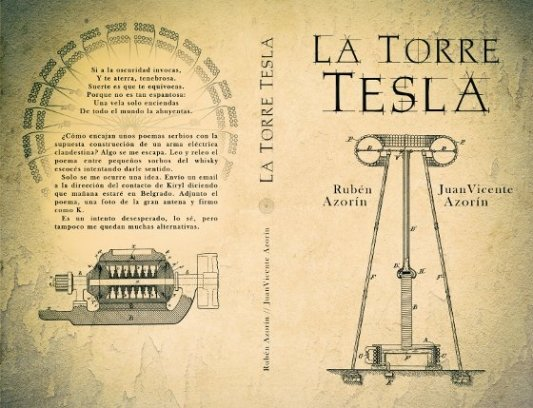 La Torre Tesla de Rubén Azorín