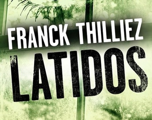 Detalle de la portada del libro Latidos.