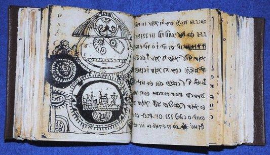 Imagen del Codex Rohonczi.