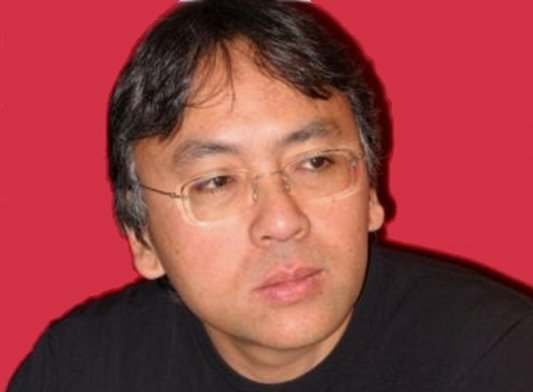 Kazuo Ishiguro, Premio Nobel de Literatura.