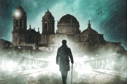 Detalle de la cubierta de Las tres muertes de Fermín Salvochea.