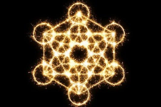Símbolo mágico y ocultista.