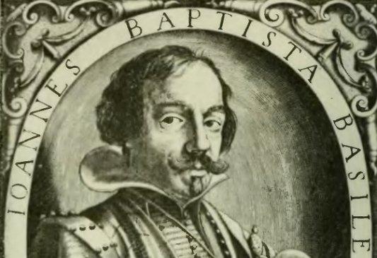 Retrato de Giambattista Basile..
