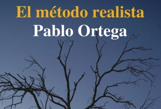 Detalle de la portada de El método realista.